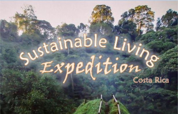 Sustainable Living Expedition