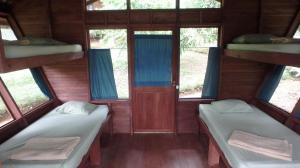 Diamante Center Shared Cabins inside 4