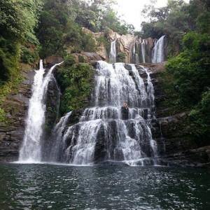 Nauyaca Falls 1