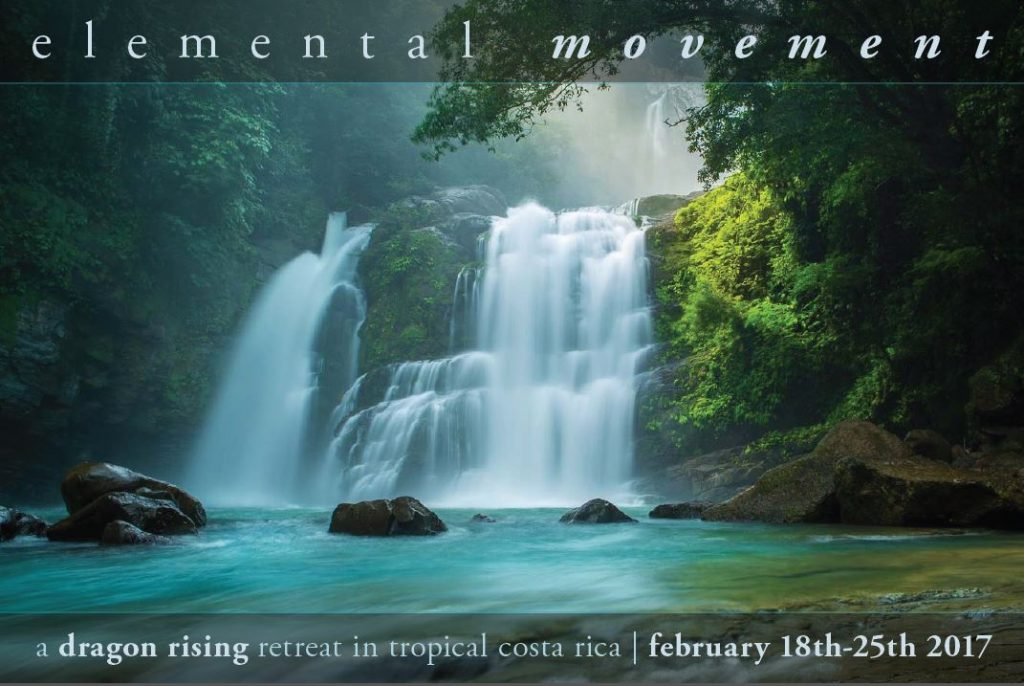 Elemental Movement - Teaser - Diamante Center Retreat