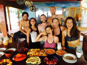 Diamante Center guests - retreat - costa rica  - sustainable living - upward spirals - organic (17)