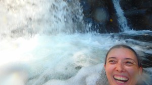 Nayuca waterfall time